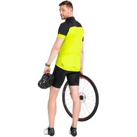 VAUDE Mossano V T-Shirt Men bright green/black
